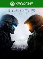 Halo 5 cover