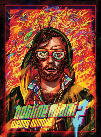 File:Hotline Miami 2 poster.jpg