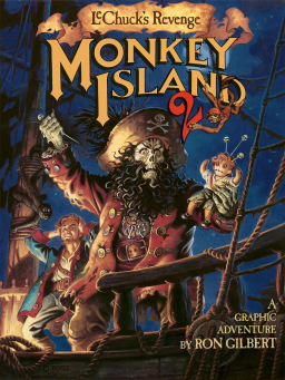File:LeChuck's Revenge artwork.jpg