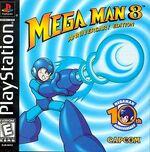 Megaman 8 ntsc-front