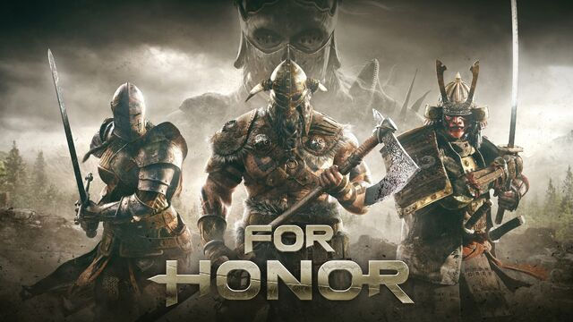 File:For Honor cover.jpg