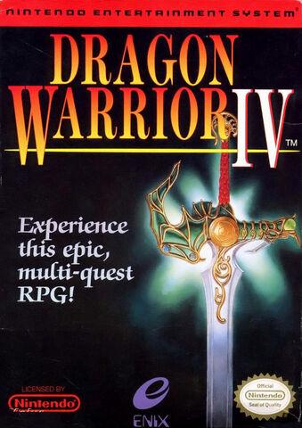 File:Dragon Warrior 4 NES cover.jpg