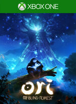 Ori and the Blind Forest Xbox One cover