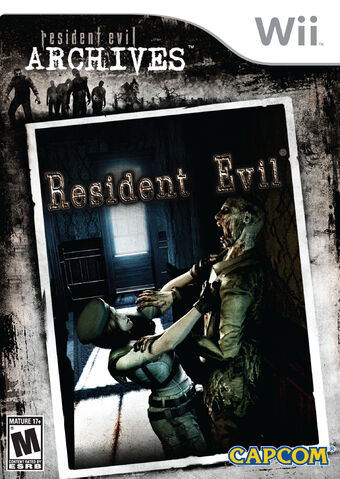 File:Resident Evil for the Wii.jpg