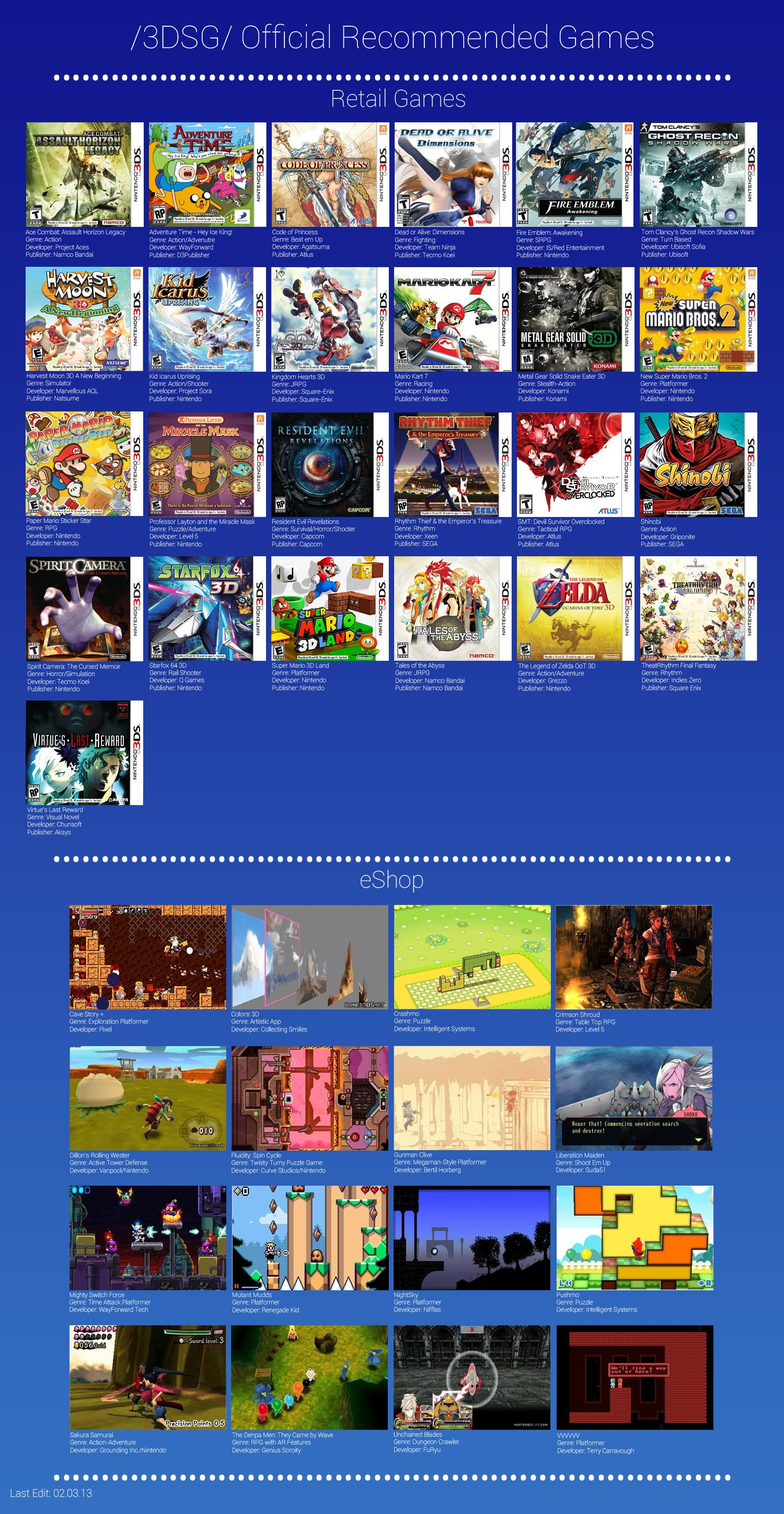 The best ds games for adults confirm. was