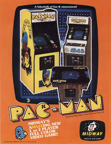 File:Pac Man arcade flyer.jpg