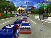 Daytona usa arcade
