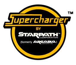 Starpath Supercharger logo