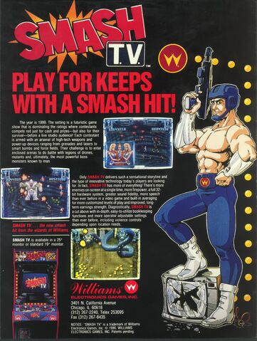 File:Smash TV arcade flyer.jpg