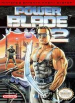 Power Blade 2 NES cover