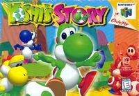 Yoshis Story N64