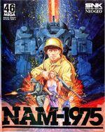 NAM1975 NeoGeo Cover