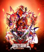 Guilty Gear Xrd SIGN poster