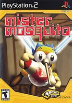 Mister Mosquito Coverart
