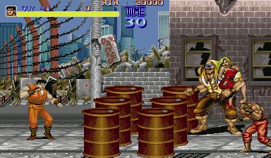 File:Final Fight X68000 screenshot.png