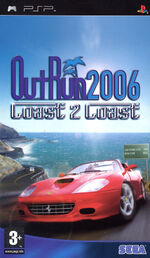 Outrun 2006 psp pack