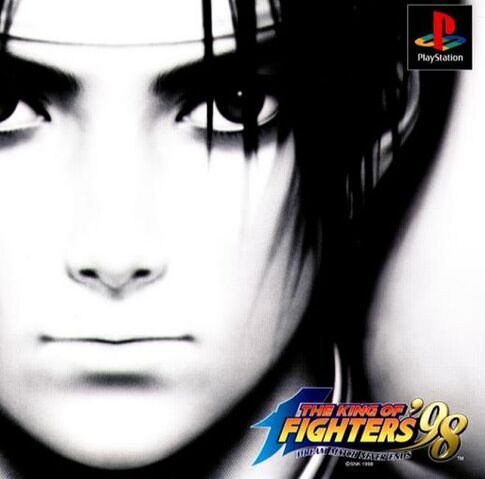 File:The King Of Fighters 98 jap--cdcovers cc--front.jpg