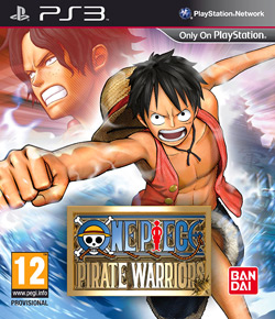 File:One Piece Pirate Warriors Cover.jpg