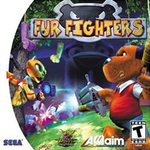 Fur Fighters Coverart