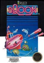 Sqoon NES cover
