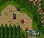 Feda The Emblem of Justice Super Famicom screenshot
