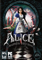 Alice Madness returns box