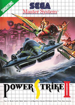 Power Strike 2 SMS box art