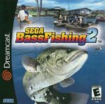 Sega Bass Fishing 2 Dreamcast