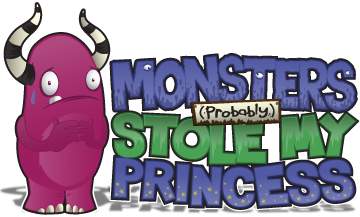 File:Monsters princess logo.png