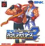 SNK Vs Capcom - Card Fighters Clash - 2- Expand Edition