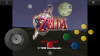 RetroArch screenshot iOS