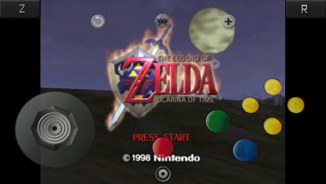 File:RetroArch screenshot iOS.png