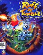 Ruff n Tumble Amiga cover