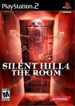 Silent Hill 4 box
