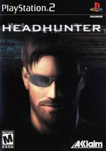 Headhunter PS2