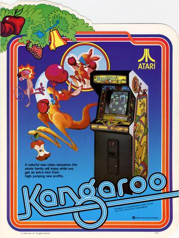 File:Kangaroo arcade flyer.jpg