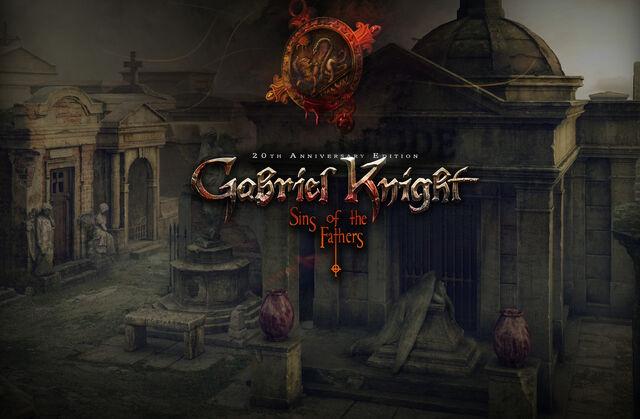 File:Gabriel Knight 20th Anniversary cover.jpg