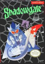 Shadowgate box art