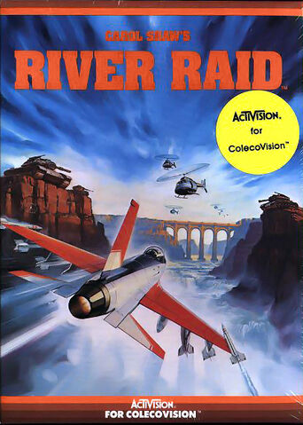 File:River Raid Colecovision cover.jpg