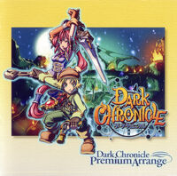 Dark Chronicle Premium Arrange cover