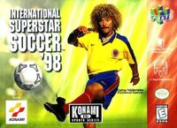 International Superstar Soccer 98