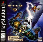 Wild 9 PS1 cover