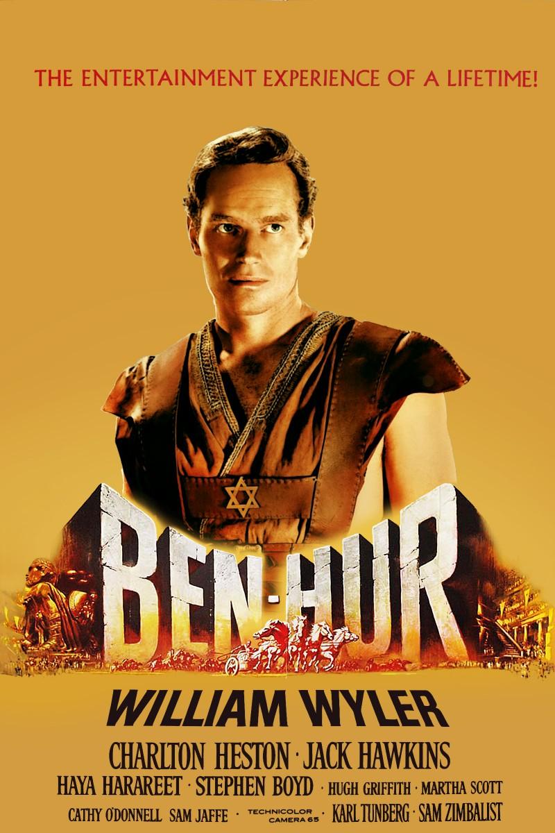 Movie Colosseum: Quo Vadis vs Ben-Hur : VS Wiki : Fandom ...