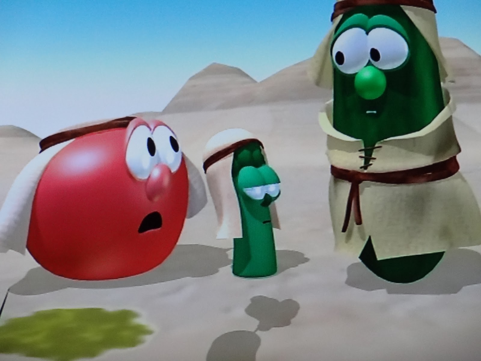 Lessons in Obedience and Selfishness | VeggieTales Fanon Wiki ...