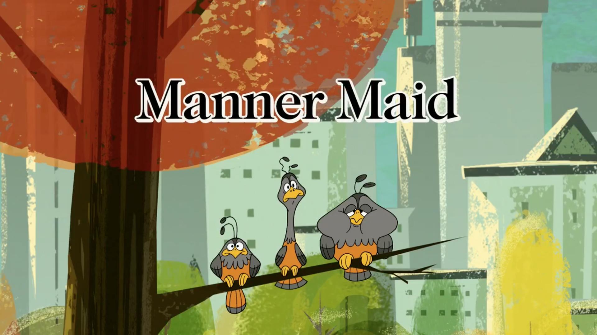 Manner Maid Wabbit Wiki Fandom Powered By Wikia