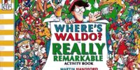 The Really Remarkable Activity Book