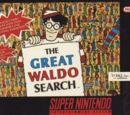The Great Waldo Search (Super Nintendo)