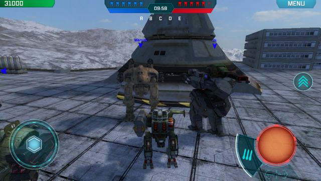 walking war robots matchmaking 201 War robots (previously titled walking war  the lower priority queue is a separate matchmaking tool designed for players who remain idle or leave while the battle .