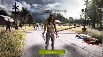 The walking dead no man's land (S07 Episode 7 - Last Man Standing)