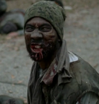 Royce Munn as zombie